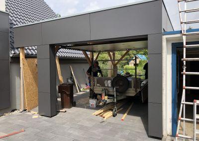 Fassadenbekleidung - 1